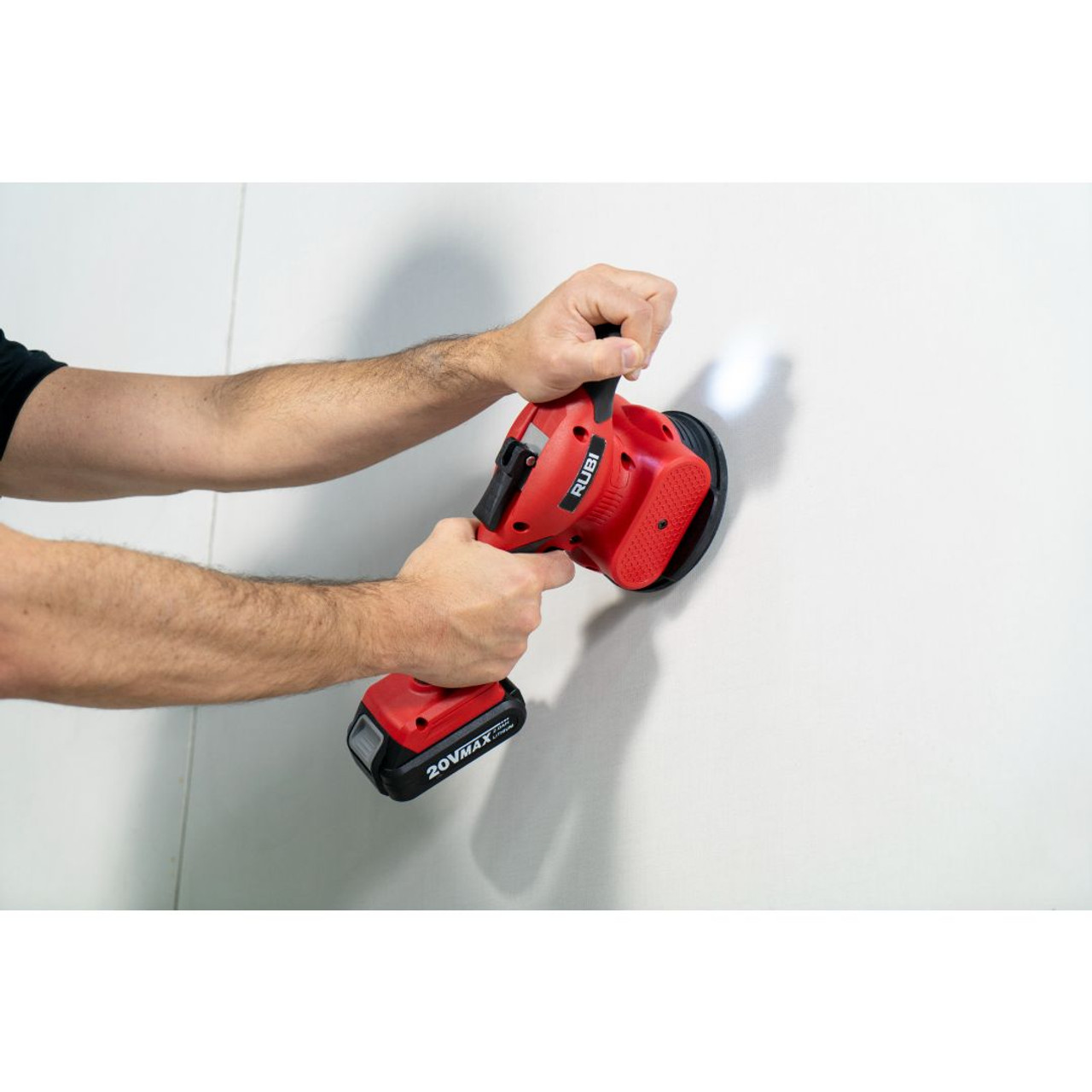 Rubi Tile Vibrator with Suction Cup