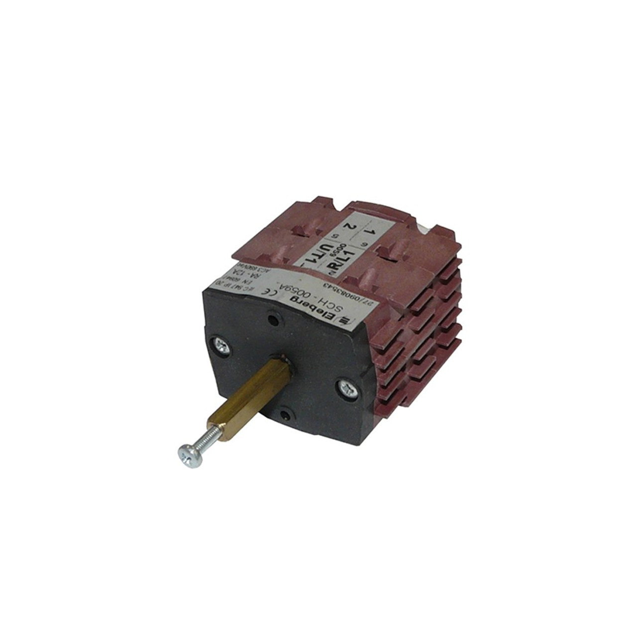 Imer Spare Part Switch Box Mix 120 (Old) Turn