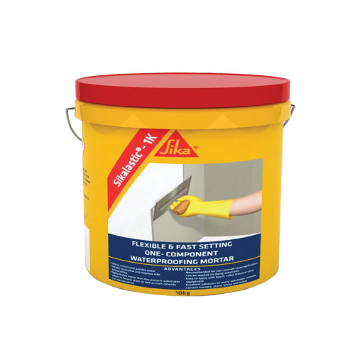Sikalastic 1K Single Component Waterproofing