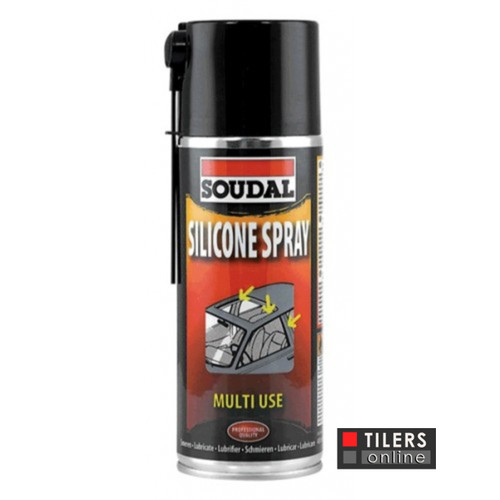 Silicone Spray Pack Soudal 400ml