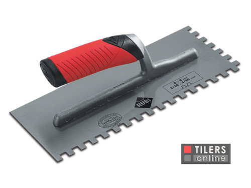 Rubi Flex Notch Trowel