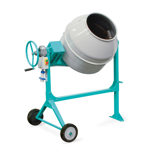 Imer Syntesi Concrete Mixer 160 Single Phase 0.3kw Motor