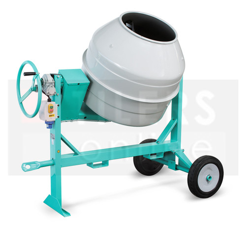 Imer Syntesi Concrete Mixer 350 Single Phase 1.4kw Motor