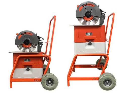 iQSmartCart for iQBS360XR Dustless Dry Masonry Saw
