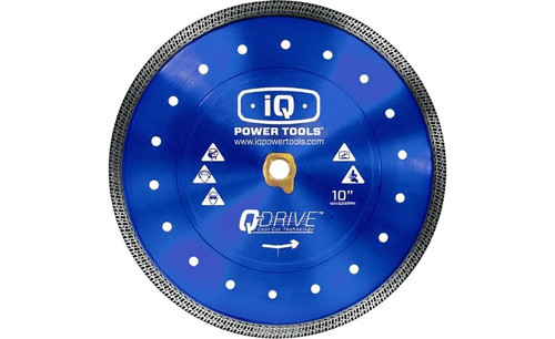 IQ Power Tools Dry 250mm Soft Material Blade