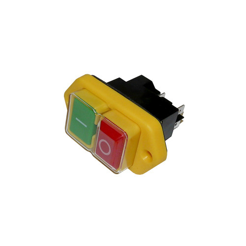 Imer Spare Part 5 Pole-On-Off Switch (Yellow Housing)