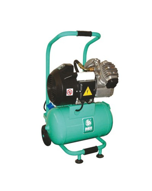 Imer Electric Piston 400 Lpm High Flow Compress Stand Alone