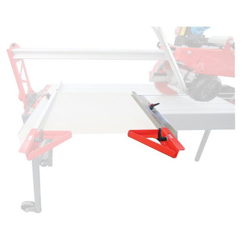 Rubi Accessory Lateral Stop For Table DC-DS-DX