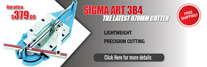 Sigma Art 3B4 Manual Tile Cutter