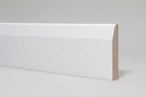119mm x 14mm x 2.7mtrs Chamfered & Rounded Skirting Board