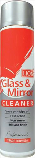 Glass Cleaner Aerosal Spray 660ml