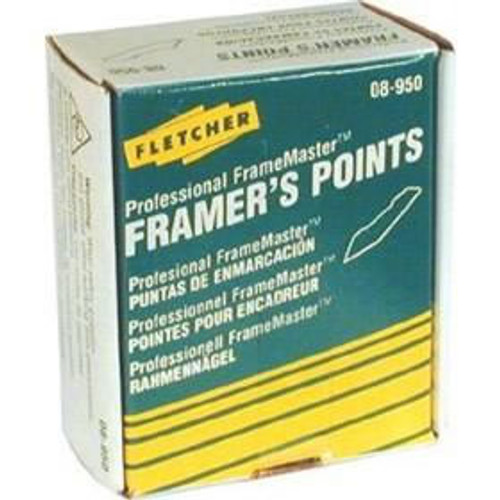 16mm Framers Points (Box 3000)