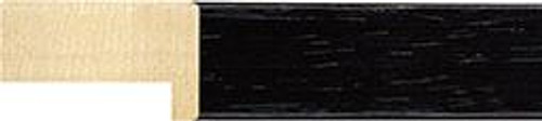 Finished Mouldings Product 333-Black (price per length)