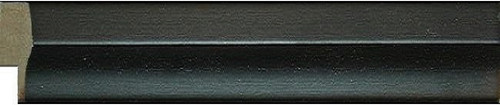 Finished Mouldings Product 2117-Black (price per length)