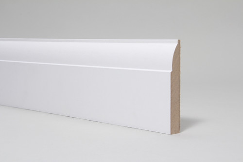 119mm x 18mm x 5.4mtrs Ovolo Skirting Board