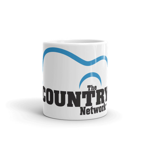 The Country Network 11 oz coffee mug
