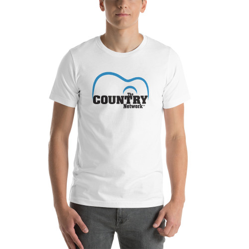 The Country Network Short-Sleeve Unisex T-Shirt- White