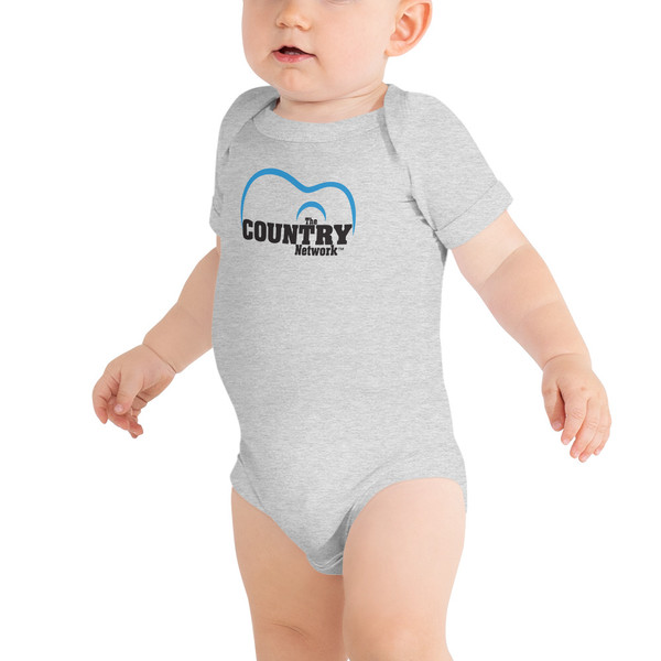 The Country Network Baby Onesie