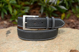 American Bison Belt - Black