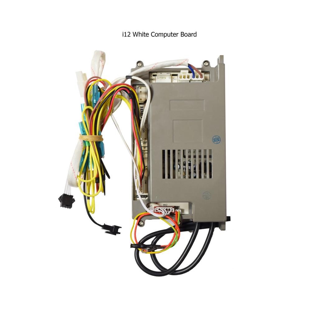 White - i12 Computer Board