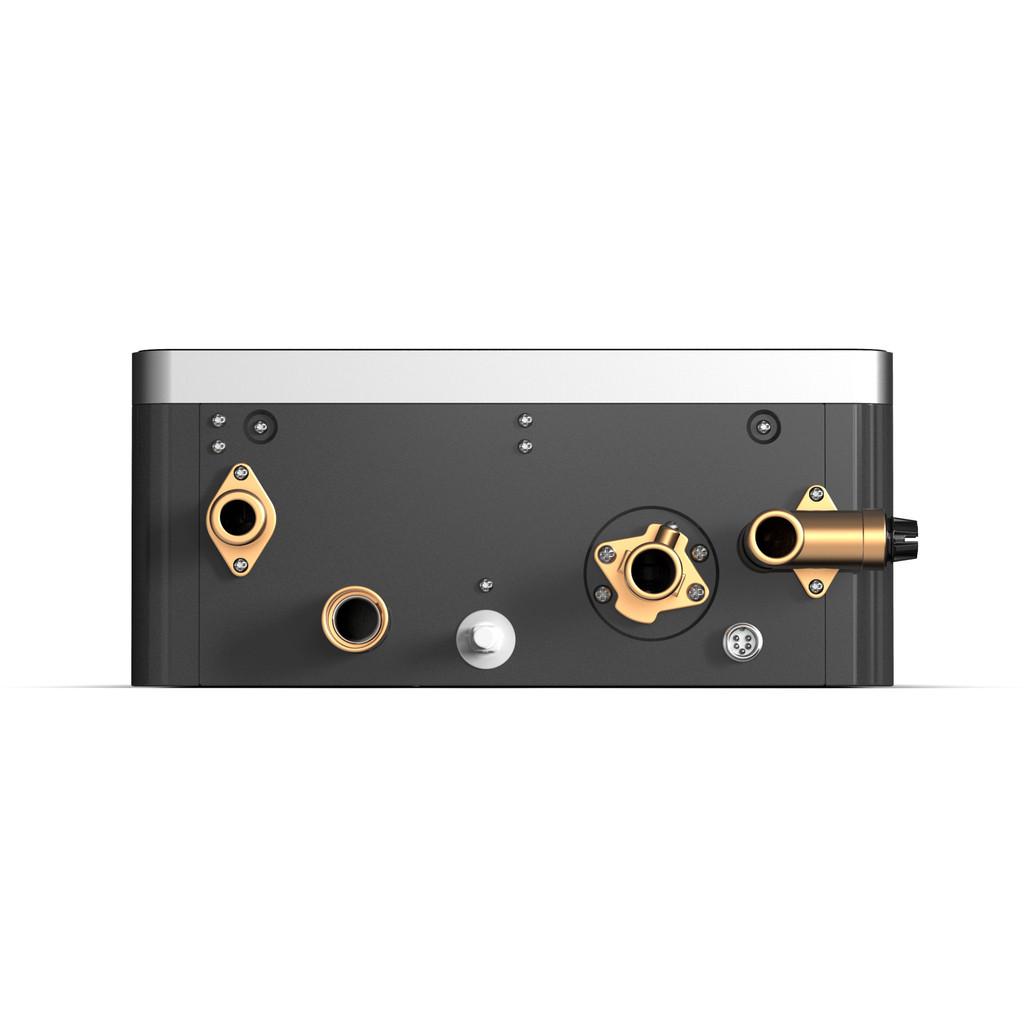 Eccotemp EL22i Indoor 6.8 GPM Liquid Propane Tankless Water Heater Bottom View