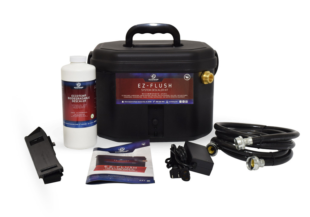 Eccotemp EZ-Flush System Descaler Kit Accessories