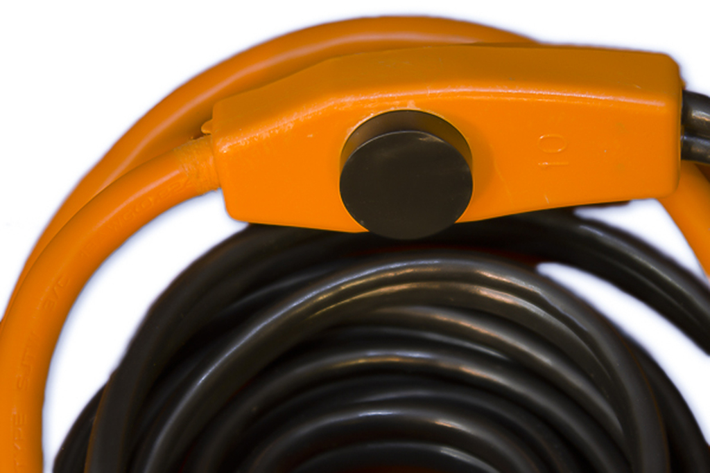 Easyheat Heat Tape Close Up