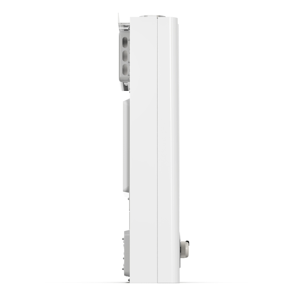 Eccotemp FVI12 Indoor 4.0 GPM Liquid Propane Tankless Water Heater Right View