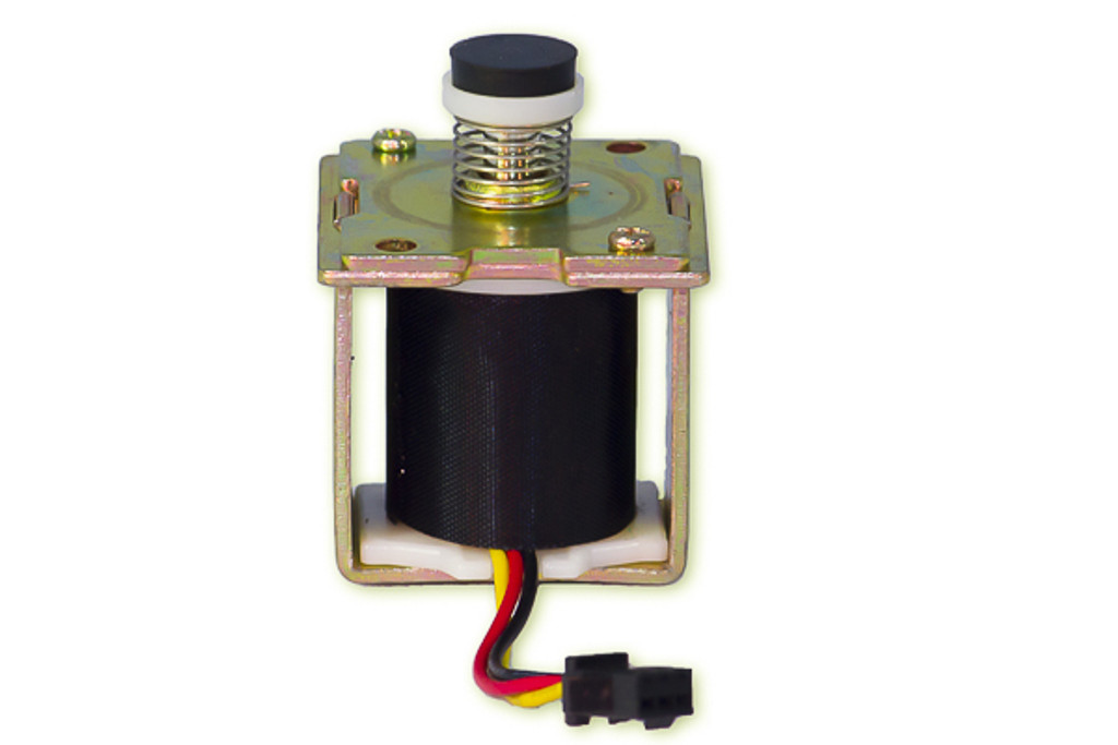 L7 solenoid Front View
