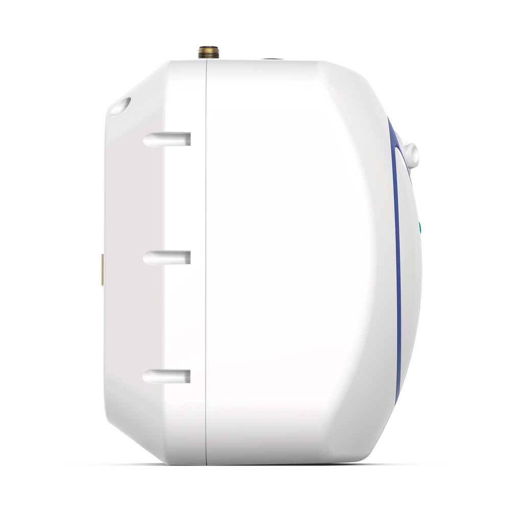 Eccotemp EM-2.5 Electric Mini Storage Tank Water Heater Left View
