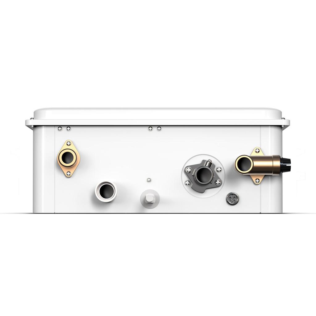 Eccotemp 45HI Indoor 6.8 GPM Liquid Propane Tankless Water Heater Bottom View