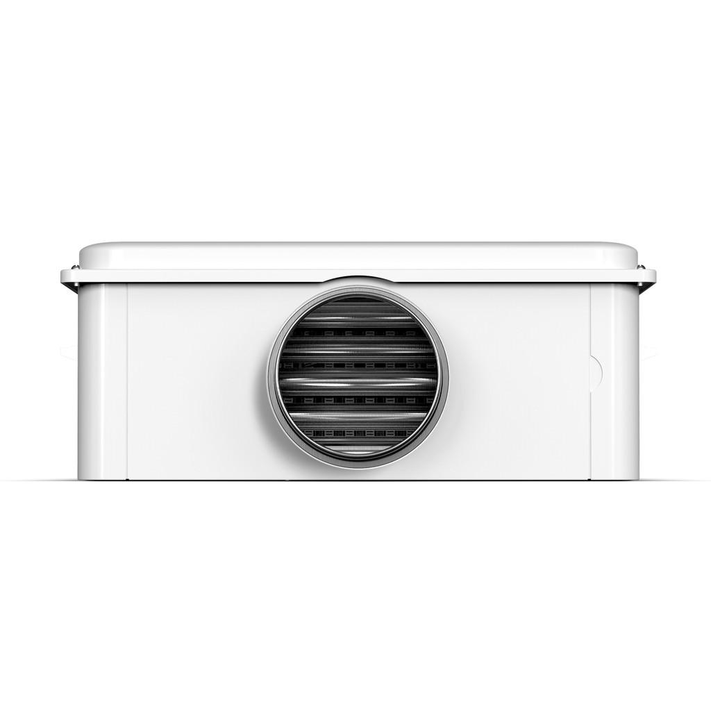 Eccotemp 45HI Indoor 6.8 GPM Liquid Propane Tankless Water Heater Top View