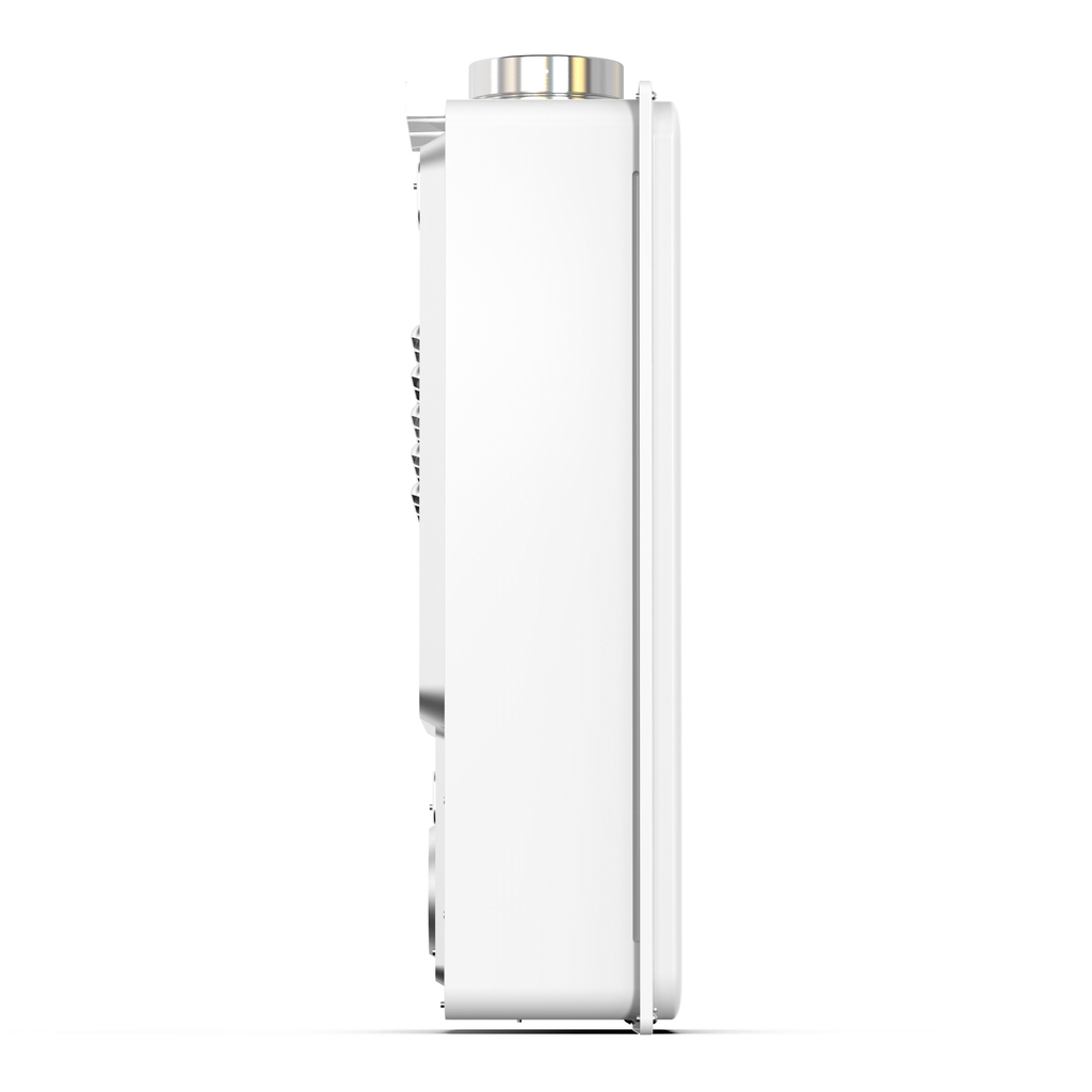 Eccotemp 45HI Indoor 6.8 GPM Natural Gas Tankless Water Heater Right View
