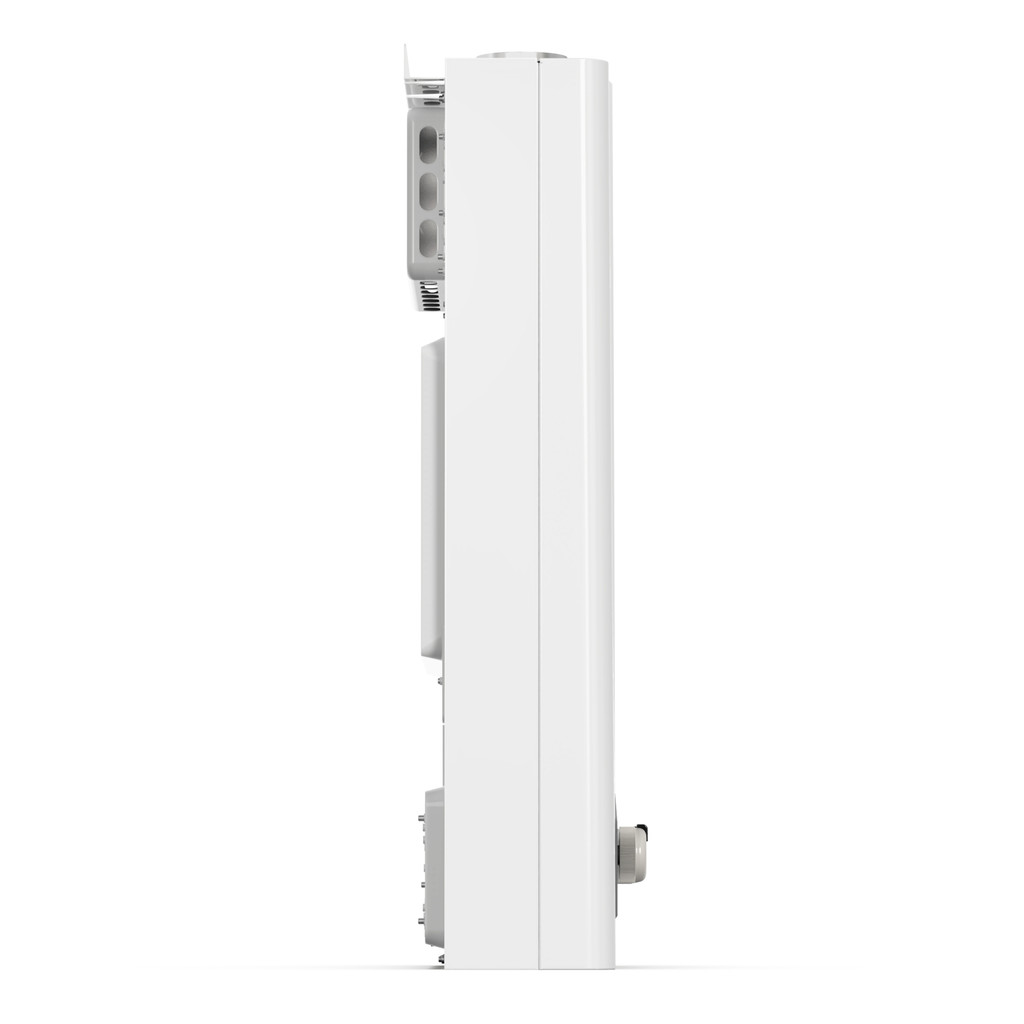 Eccotemp FVI12 Indoor 4.0 GPM Natural Gas Tankless Water Heater Right View