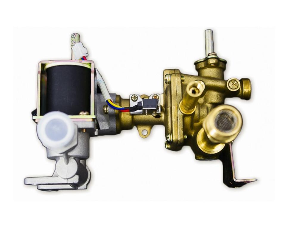 FVI12-NG Gas/Water Valve Assembly
