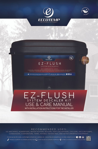 EZ-Flush Manual Cover