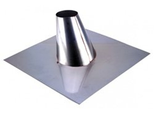 "Eccotemp 3"" Adjustable Roof Flashing"
