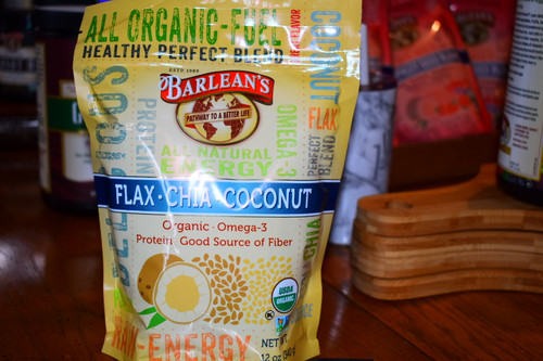 SuperSeeds Organic Flax-Chia-Coconut Blend