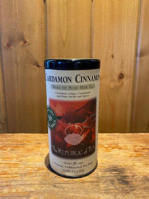 Cardamom Cinnamon Herbal Tea