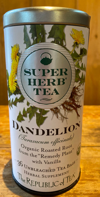 Organic Dandelion SuperHerb Tea