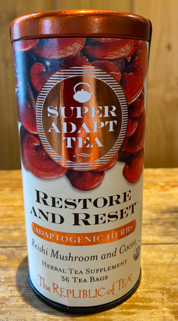 SuperAdapt Restore and Reset Organic Tea