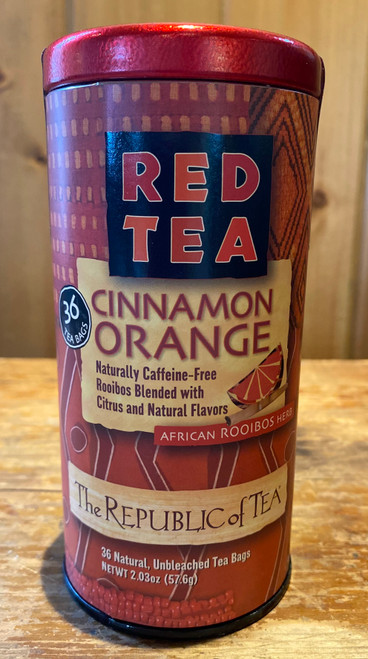 Cinnamon Orange Red Tea