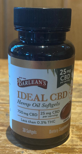 Ideal CBD Softgel