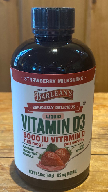 Seriously Delicious Vitamin D3
