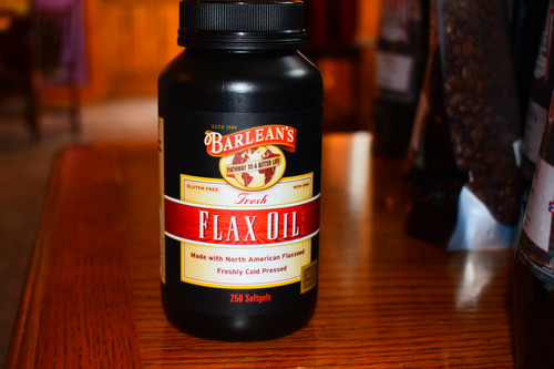 Flax Oil - 250 Softgels