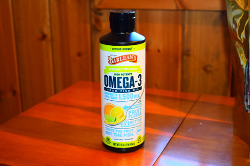 Seriously Delicious Omega-3 - Citrus Sorbet