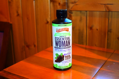 Seriously Delicious Essential Woman Omega-3 - Chocolate Mint