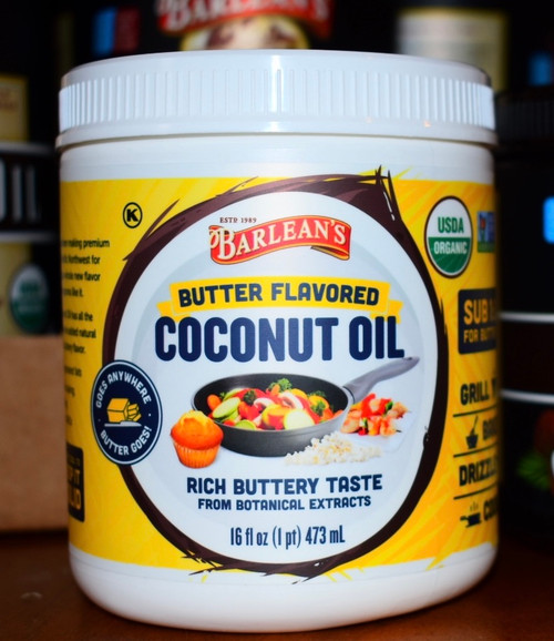Coconut Oil - Butter Flavored