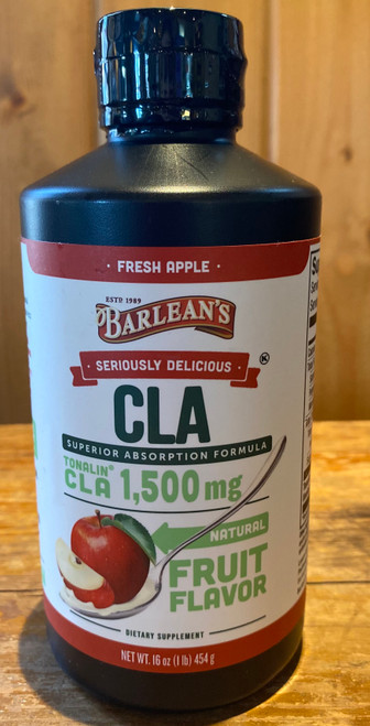 Seriously Delicious CLA Oil - Fresh Apple
