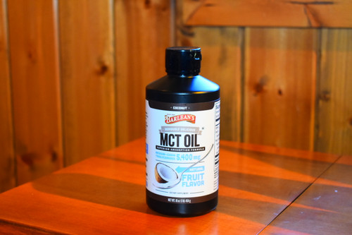 Seriously Delicious MCT Oil - Coconut